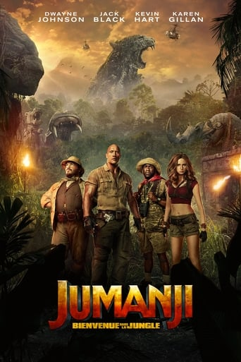 Jumanji : Bienvenue dans la jungle download