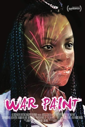 Poster of War Paint