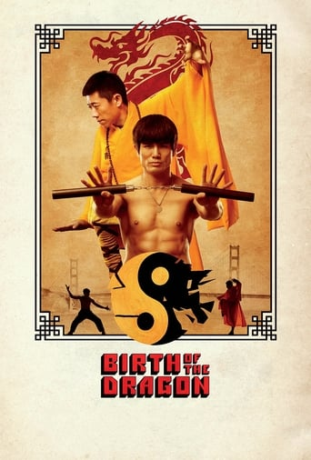 Birth of the Dragon poster