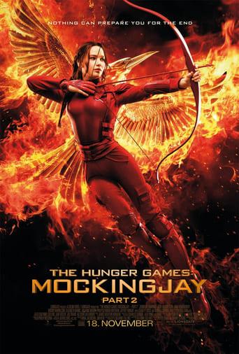 The Hunger Games: Mockingjay - del 2