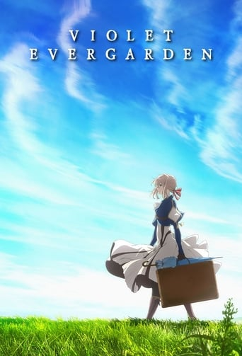 Poster of Violet Evergarden