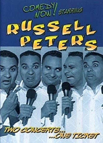 Poster of Russell Peters: Comedy Now!