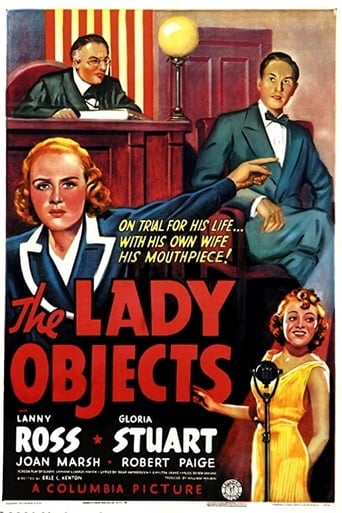 Poster of The Lady Objects