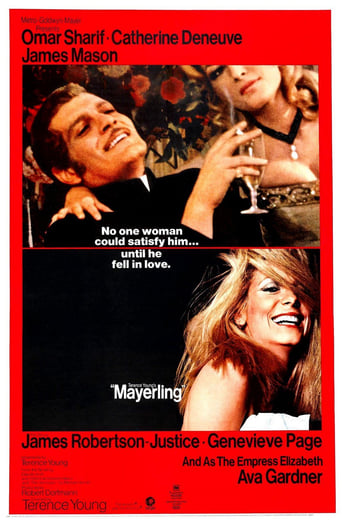 Mayerling Movie Poster