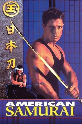 Poster of American Samurai