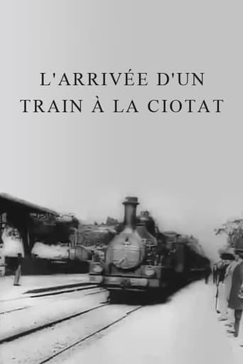 L'arrivée d'un train à La Ciotat