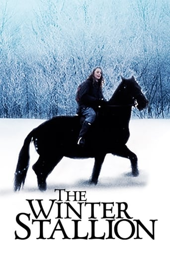 Poster of The Winter Stallion