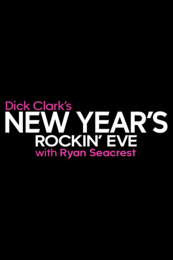 Poster of Dick Clark's New Year's Rockin' Eve with Ryan Seacrest