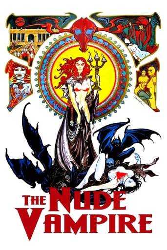 Poster of The Nude Vampire