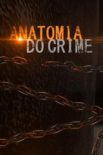 Anatomia do Crime 1ª Temporada - Poster