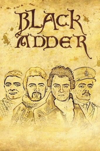 Poster of Blackadder