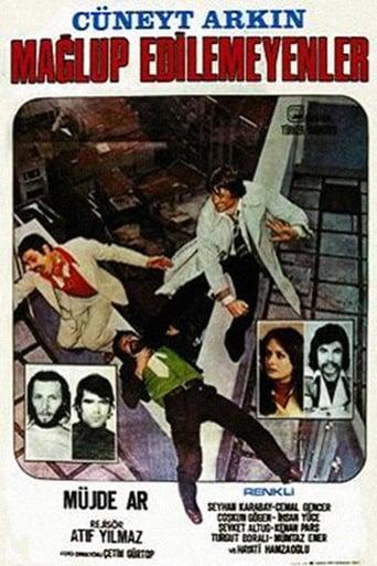 Poster of Mağlup Edilemeyenler