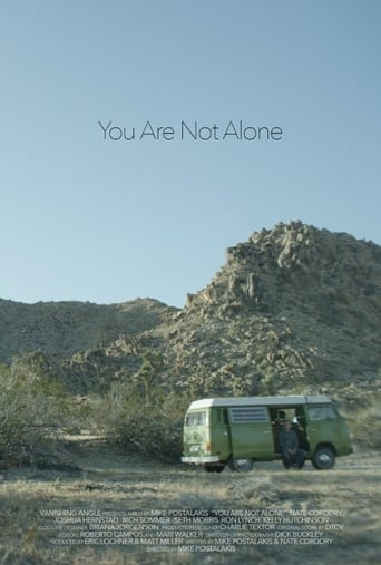 Poster of You Are Not Alone