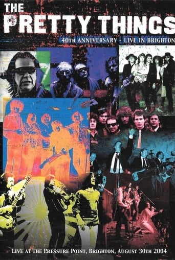The Pretty Things: 40th Anniversary - Live in Brighton