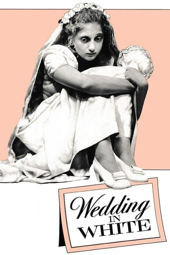 Poster of Wedding in White