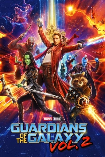 Poster of Guardians of the Galaxy Vol. 2