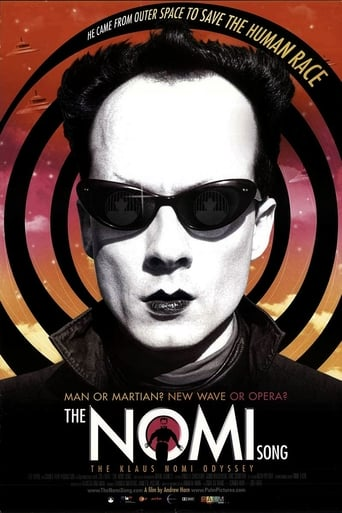 Poster of The Nomi Song