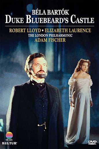 Poster of Duke Bluebeard's Castle