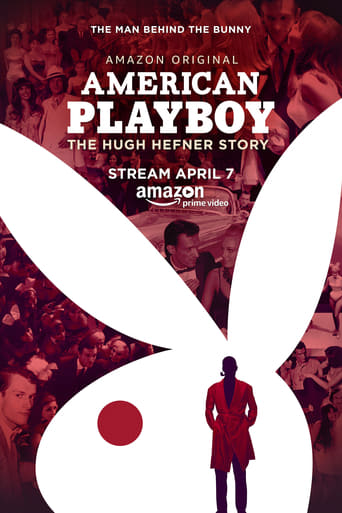 Poster of American Playboy: The Hugh Hefner Story