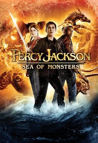 Poster of Percy Jackson: Szörnyek tengere