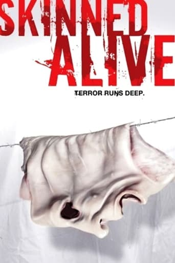 Poster of Skinned Alive