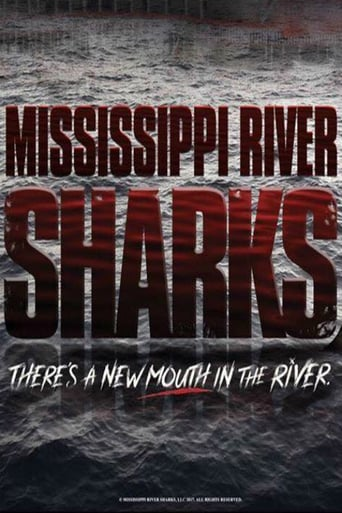 mississippi river sharks 2017