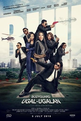 Poster of Bodyguard Ugal-Ugalan