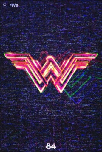 Poster of Wonder Woman 1984