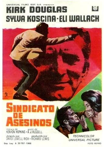 Poster of Sindicato de asesinos