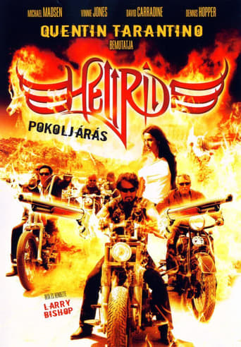 Poster of Hell Ride