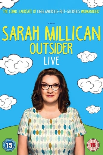 Poster of Sarah Millican: Outsider