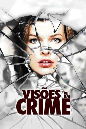 Visões de um Crime - Poster