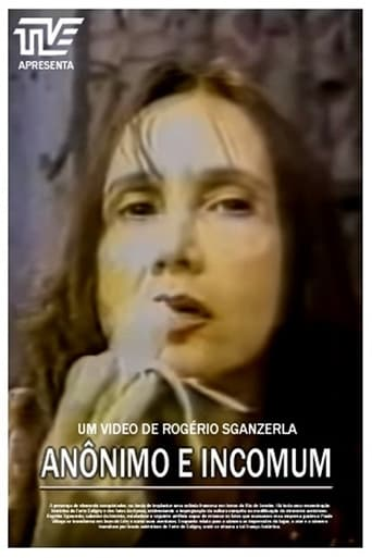 Watch Anônimo e incomum Free Movie Online