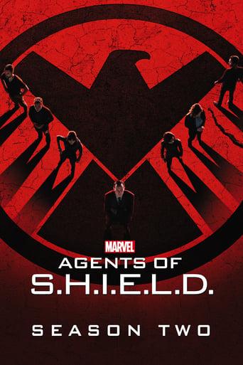 Agentes S.H.I.E.L.D. da Marvel 2ª Temporada - Poster