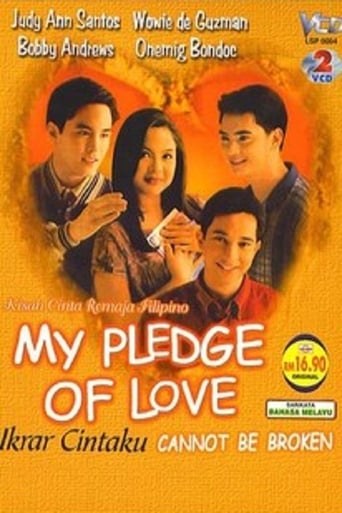 Poster of My Pledge of Love