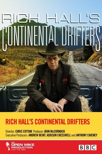 Poster of Rich Hall's Continental Drifters