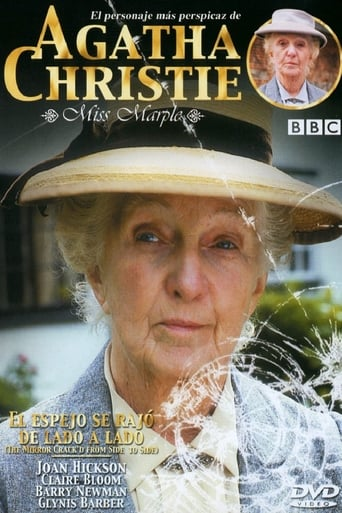 Poster of Miss Marple: The Mirror Crack'd from Side to Side