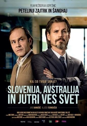 Poster of Slovenija, Avstralija in jutri ves svet