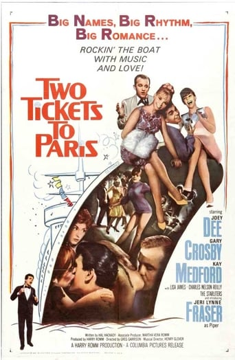 Poster of Two Tickets to Paris