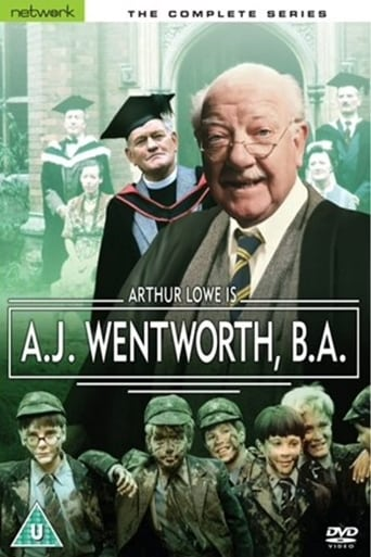 Poster of A J Wentworth, BA