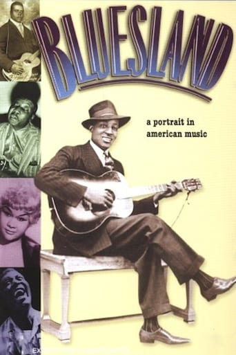Poster of Bluesland: A Portrait in American Music