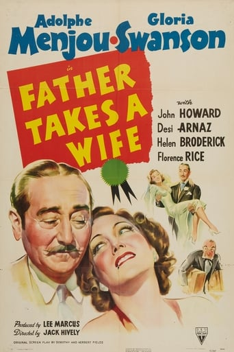 Poster of Father Takes a Wife