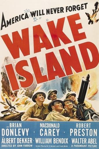 Poster of Wake Island