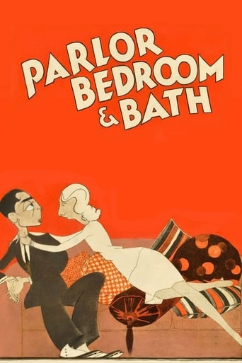 Poster of Parlor, Bedroom and Bath