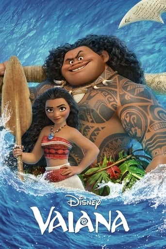 Poster of Vaiana