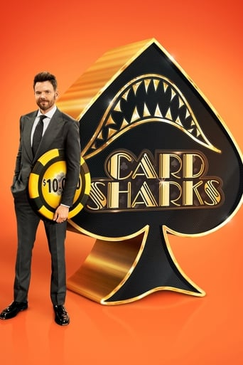 Poster of Card Sharks