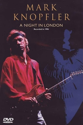 Poster of Mark Knopfler: A Night in London