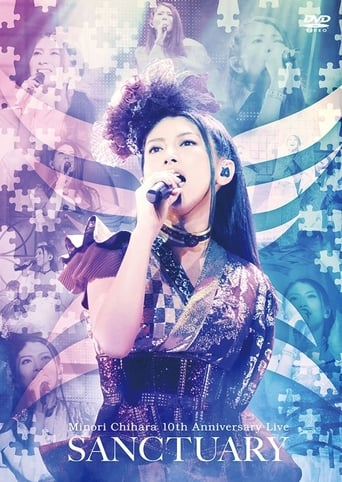 Poster of Minori Chihara 10th Anniversary Live - Sanctuary