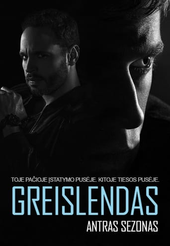 Greislendas / Graceland (2014) 2 Sezonas