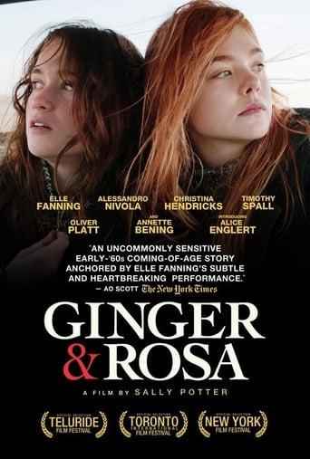 Poster of Ginger & Rosa
